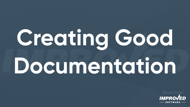 A better way to create documentation